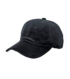 Fantasia Accessories Velvet Baseball Cap