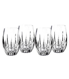 Waterford® Southbridge Set of 4 Stemless Wine Glasses