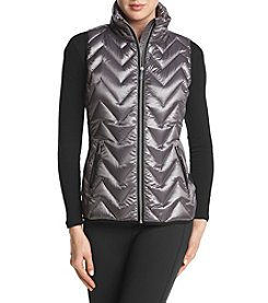 Calvin Klein Performance Chevron Quilted Vest