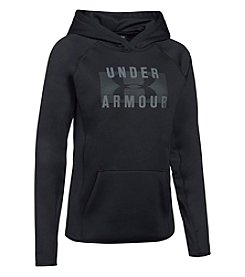Under Armour Logo Fleece Pullover Hoodie