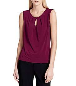Calvin Klein Pleated Cami
