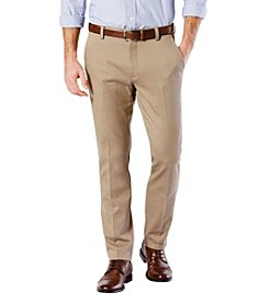 Dockers Slim Tapered Fit Stretch Flat Front Pants