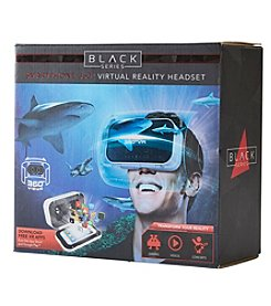 Black Series Smartphone 360 Virtual Reality Headset
