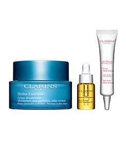 Clarins Hydra-Essentiel 24/7 Trio (Over $66 Value)