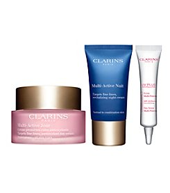 Clarins Multi-Active 24/7 Trio (Over $80 Value)