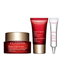 Clarins Super Restorative 24/7 Trio (Over $177 Value)