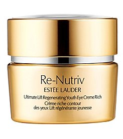 Estee Lauder Re-Nutriv Ultimate Lift Regenerating Youth Eye Crème Rich