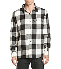 Ruff Hewn Workwear Men's Flannel Shirt