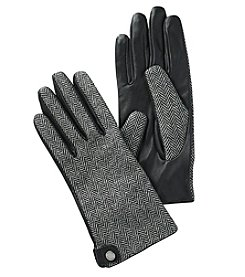 Calvin Klein Herring Leather Gloves