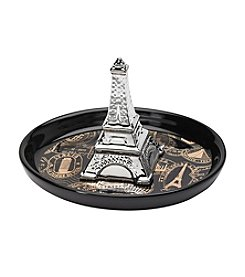 Prinz® Eiffel Tower Print Ring Tray