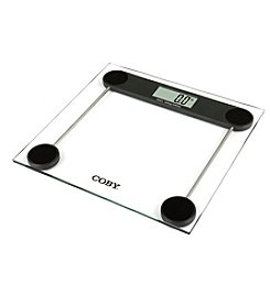 Coby® Compact Digital Bathroom Scale