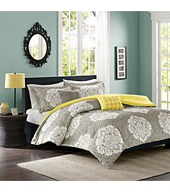 Intelligent Design Tanya Comforter Set