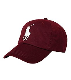 Polo Ralph Lauren® Men's Athletic Twill Cap