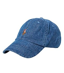 Polo Ralph Lauren® Men's Denim Sports Cap