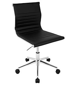 LumiSource® Master Armless Adjustable Task Chair