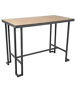 LumiSource® Roman Industrial Counter Table