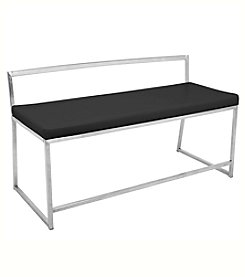 LumiSource® Fuji Dining/Entryway Bench