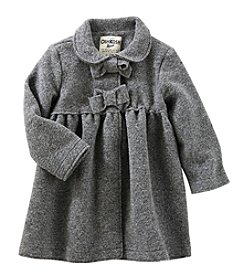 OshKosh B'Gosh® Girls' 2T-4T Bow Coat