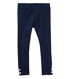 OshKosh B'Gosh® Girls' 2T-4T Ponte Pants