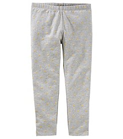 OshKosh B'Gosh Girls' 4-8 Leggings
