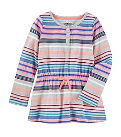 OshKosh B'Gosh® Girls' 4-8 Long Sleeve Tiered Peasant Tunic
