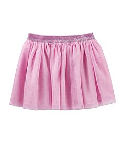 OshKosh B'Gosh® Girls' 4-8 Double Layer Foil Skirt