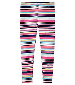 Carter's Girls' 4-8 Striped Leggings