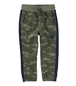 OshKosh B'Gosh® Boys' 2T-7 Classic Fit Cinch Belt Pants