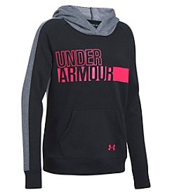 Under Armour® Girls' 7-16 Long Sleeve Favorite Fleece Hoodie