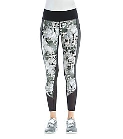 Ivanka Trump® Athleisure Printed Mesh Ankle Crop