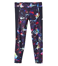 adidas® Girls' 2T-6X Go With The Flow Leggings
