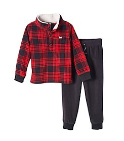 Carter's Boys' 3M-4T 2 Piece Long Sleeve Top And Pants Set
