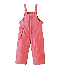 London Fog® Girls' 2T-4T Snowbib Pants
