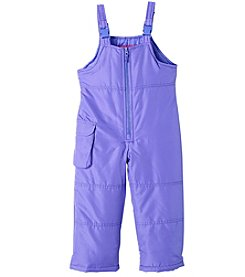 London Fog® Girls' 4-6X Snowbib Pants