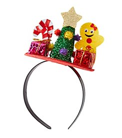 Studio Works Gingerbread Man Headband