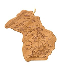 Totally Bamboo® Michigan Destination Cutting Board