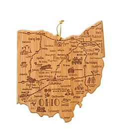 Totally Bamboo® Ohio Destination Cutting Board