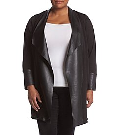 Calvin Klein Plus Size Cardigan Sweater