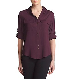 Ivanka Trump® Roll Tab Top