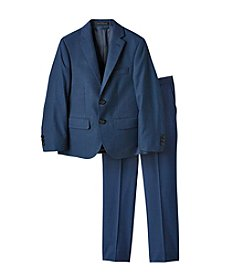 Lauren Boys' 8-20 Bright Navy Suit