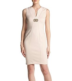 Calvin Klein V-Neck Dress