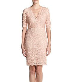 Ivanka Trump® Lace Sheath Dress