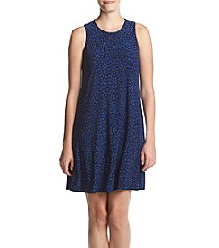 Tommy Hilfiger® Leopard Trapeze Dress