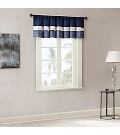 Madison Park Amherst Pintuck Window Valance