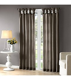 Madison Park™ Emilia Twisted Tab Lined Window Panel