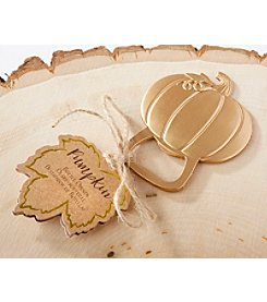 Kate Aspen Set of 12 Pumpkin Bottle Openers