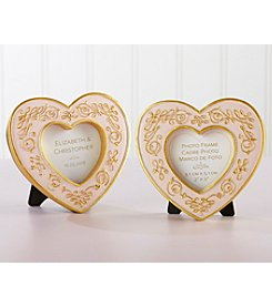 Kate Aspen Set of 12 Modern Romance Heart Frames