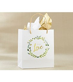 Kate Aspen Set of 12 With Love Botanical Garden Gift Bags