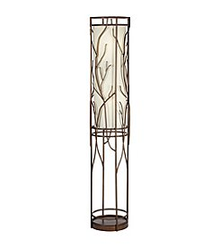Pacific Coast Lighting Whispering Willows Floor Lamp