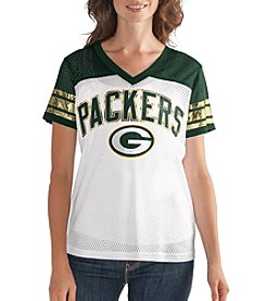 G III NFL® Green Bay Packers Women's Mesh Jersey